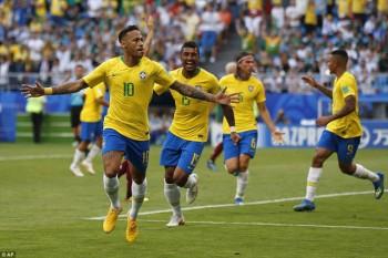Brazil - Bỉ: Rực lửa bóng đá tấn công
