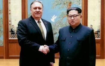 Ngoại trưởng Mỹ thăm Triều Tiên, tập trung vào vấn đề phi hạt nhân hóa