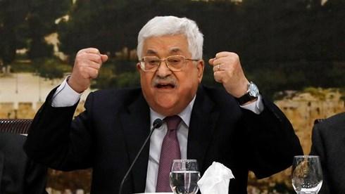 palestine tuyen bo thoa thuan the ky cua my se khong duoc thong qua