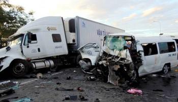 Vụ tại nạn thảm khốc 13 người chết: Tài xế xe đón dâu có dấu hiệu buồn ngủ