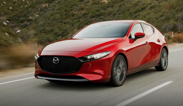 Triệu hồi Mazda3 vì nguy cơ… rơi bánh khi xe đang chạy