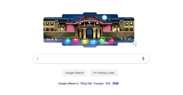 google lan dau tien dua hoi an len trang chu tim kiem tai viet nam
