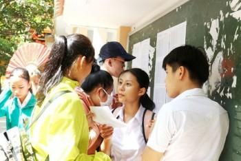 xet tuyen dai hoc 2019 khong gioi han nguyen vong nhung thi sinh can can trong
