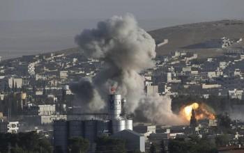 Israel tấn công nơi nghi đặt căn cứ của phe thân Iran ở Syria