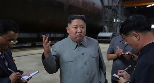 Triều Tiên muốn gửi thông điệp cứng rắn sau vụ phóng tên lửa mới
