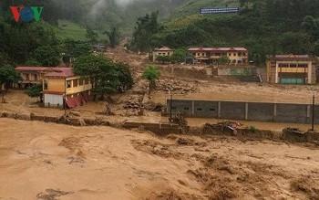 Hàng trăm công trình thủy lợi ở Yên Bái bị phá hỏng sau mưa lũ