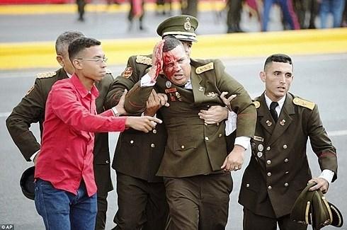 tong thong venezuela chia mui nhon vao my sau vu am sat bat thanh