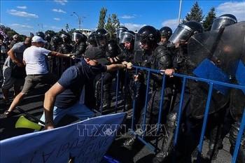 Romania điều tra cảnh sát dùng bạo lực đối phó người biểu tình
