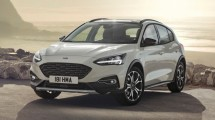 ford focus se co phien ban suv