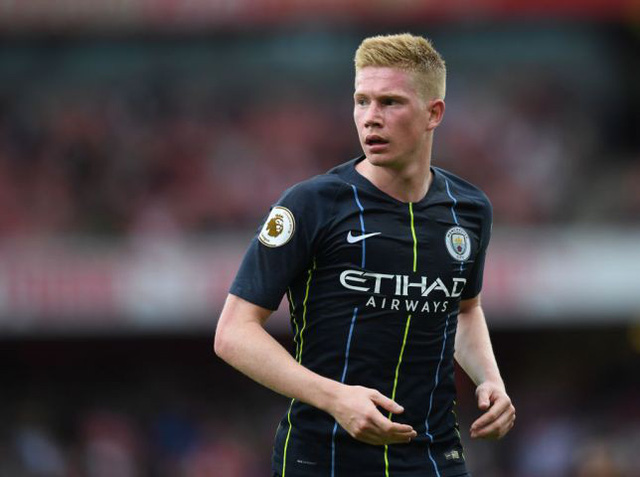 man city don tin soc khi de bruyne chan thuong nang