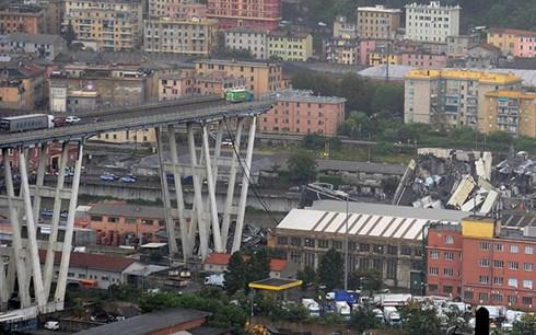 Pháp sẽ có dự luật về cơ sở hạ tầng sau thảm họa sập cầu tại Italia