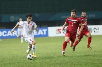 Olympic Việt Nam vào bán kết Asiad: Vị thế nay đã khác