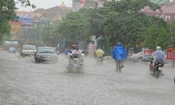 Thời tiết ngày 30/8: Mưa vừa và mưa to tại nhiều khu vực trên cả nước