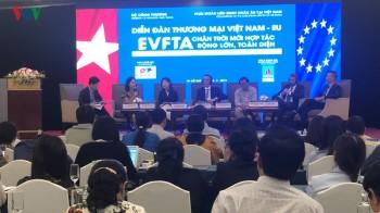 EVFTA - Sân chơi không dành cho các doanh nghiệp thụ động