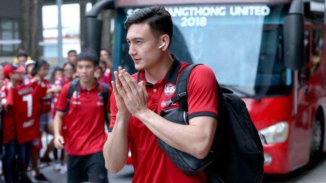 Báo Thái Lan phỏng vấn Văn Lâm trước thềm vòng loại World Cup