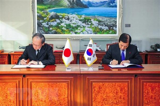 Hàn cân nhắc số phận thỏa thuận chia sẻ thông tin tình báo với Nhật
