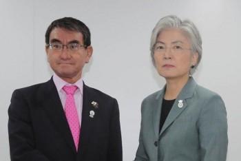 Quan chức Nhật Bản và Hàn Quốc nhất trí tiếp tục đối thoại