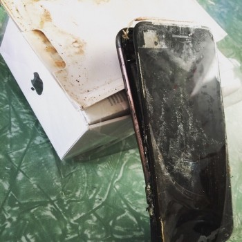 sau galaxy note7 den luot iphone 7 phat no