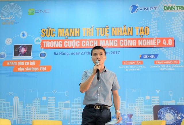 nhan tai dat viet se luon la vuon uom be phong cho cac startup