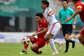 Trọng tài Hàn Quốc đã xử ép Việt Nam trong trận gặp UAE?