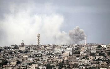 """Các bên phản ứng trước nguy cơ """"quả bom"""" Idlib """"phát nổ"""""""