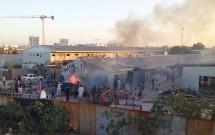 libya hon 1800 gia dinh so tan khoi thu do tripoli do bao luc