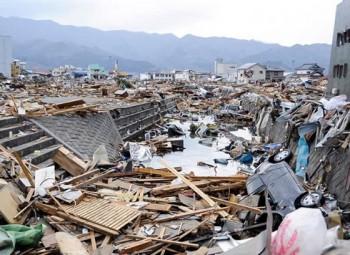 Động đất mạnh tại Hokkaido, Nhật Bản chìm trong thiên tai