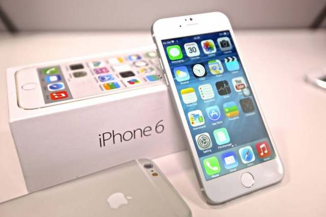 loat smartphone giam gia dau thang 92018