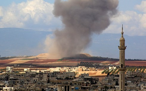 tho nhi ky canh bao ca cong dong quoc te tra gia vi cuoc chien idlib