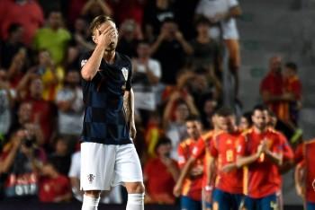 Á quân World Cup, Croatia hứng chịu trận thua đậm nhất lịch sử