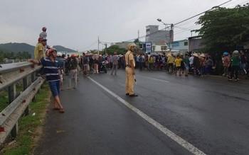 Khởi tố 9 kẻ kích động gây rối, ném đá công an ở Quảng Ngãi