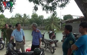 Người chồng nghi giết vợ ở Tiền Giang đã tử vong