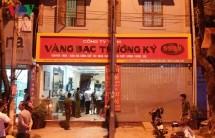 son la 3 doi tuong lieu linh xong vao cuop tiem vang