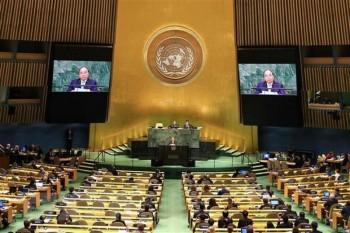 Lịch trình hơn 10 tiếng của Thủ tướng tại Liên Hợp Quốc