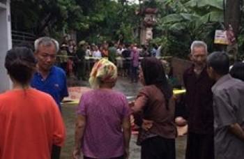 Hà Nội: Truy sát cả gia đình em ruột làm 5 người thương vong