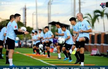 vong loai world cup thai lan bat an truoc tran gap tuyen viet nam