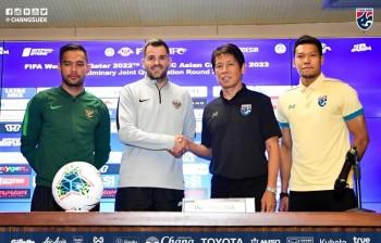 Indonesia vs Thái Lan: Huấn luyện viên Akira Nishino tự tin giành chiến thắng