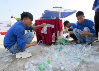 Quảng Bình ra quân chiến dịch Hãy làm sạch biển-Tử tế với đại dương