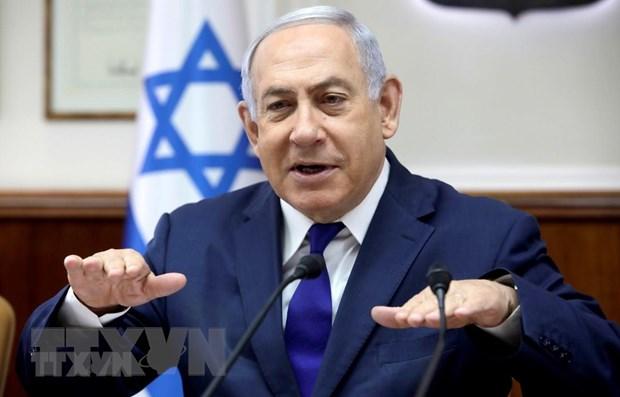 israel thu tuong netanyahu duoc giao nhiem vu thanh lap chinh phu moi