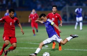 Hà Nội FC đánh rơi chiến thắng đầy đáng tiếc trước April 25