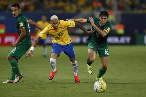 brazil 5 0 bolivia neymar tiep tuc thang hoa