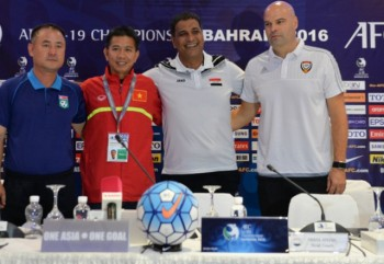 """HLV Hoàng Anh Tuấn: """"U19 Việt Nam sẽ đá với khả năng tốt nhất"""""""