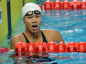 Ánh Viên chính thức rút lui không tham dự giải vô địch quốc gia