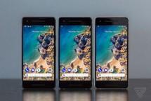 can canh bo doi smartphone cao cap pixel 2 vua ra mat cua google