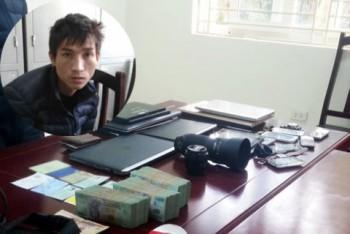'Siêu trộm' gây án tại 14 căn hộ chung cư cao cấp chỉ bằng 1 chiếc tuốc-nơ-vít