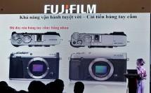 fujifilm x e3 chinh thuc ra mat tai viet nam gia 219 trieu dong