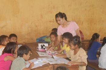 Những giáo viên cắm bản nơi bản nghèo nhất của tỉnh Đắk Nông