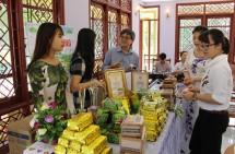 qua tang tai dien dan apec se co 2 san pham che cua thai nguyen
