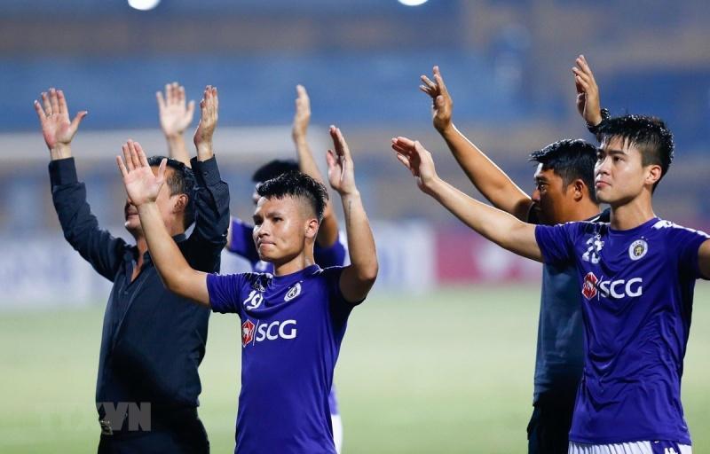Hà Nội FC bất ngờ mất suất tham dự cúp châu Á ở mùa giải 2020