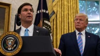 Tổng thống Mỹ đã tham vấn BQP trước khi rút quân khỏi Syria